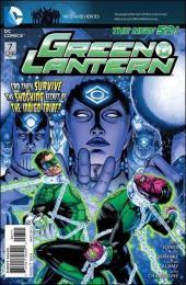 Green Lantern (2011) -7- The secret of the indigo tribe