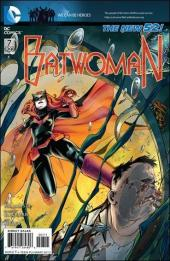 Batwoman (2011) -7- To drown the world part 2
