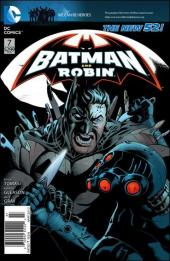 Batman and Robin (2011) -7- Driven