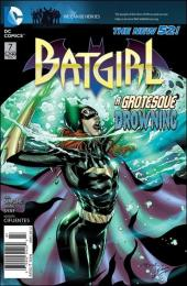 Batgirl (2011) -7- A view from below