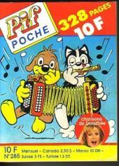 Pif Poche -285- Pif poche n°285