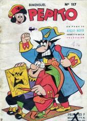 Pepito (1re Série - SAGE) -117- L'héritage de l'oncle Amilcar