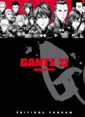Gantz -32- Gantz 32