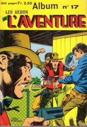 Les héros de l'aventure (Classiques de l'aventure, Puis) -Rec17- Album N°17 (du n°49 au n°51)