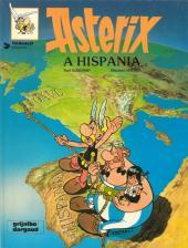 Astérix (en langues étrangères) -14Cat- Astèrix a Hispània