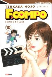 Family Compo - Édition de luxe -10- Tome 10