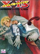 X-13 agent secret -147- Groupe condamné