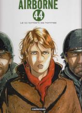 Airborne 44 -1a2011- Là où tombent les hommes
