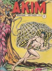 Akim (1re série) -270- Les chauves-souris noires
