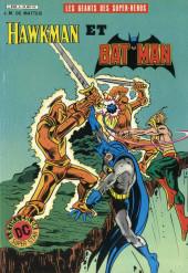 Les géants des super-héros -3- Hawkman et Batman