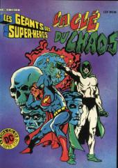 Les géants des super-héros -4- La clé du chaos