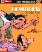 La parejita -4- Pegamento pasión