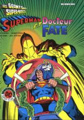 Les géants des super-héros -6- Superman et Docteur Fate