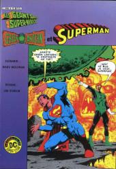 Les géants des super-héros -8- Green Lantern et Superman
