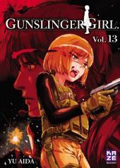 Gunslinger Girl -13- Tome 13