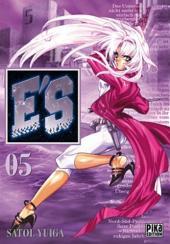 E'S -5- Tome 5