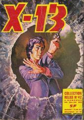 X-13 agent secret -Rec42- Collection reliée N°42 (du n°300 au n°303)