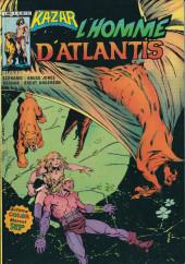 Ka-Zar -3- L'homme d'Atlantis