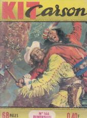 Kit Carson -166- Cheyennes et comanches