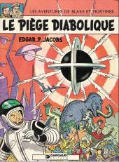 Blake et Mortimer (Historique) -8f79- Le Piège diabolique