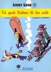 Lucky Luke (en langues étrangères) -62Viet- Tứ quái Dalton đi ăn cưới (Les Dalton à la noce)