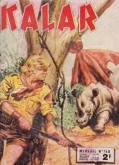 Kalar -158- Le secret du missionnaire