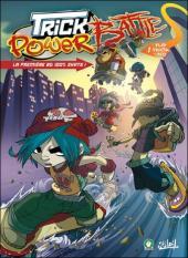 Trick Power Battle -1- Flip trick 360