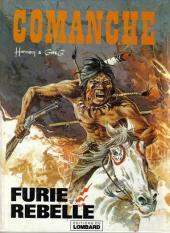 Comanche -6a1978- Furie rebelle