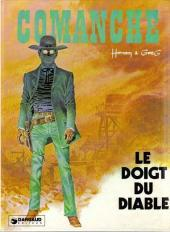 Comanche -7a1978'- Le doigt du diable