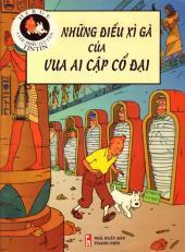Tintin (en langues étrangères) -4Vietnamien- Những điếu xì gà của vua Ai Cập cổ đại