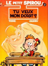 Le petit Spirou -2a2003- Tu veux mon doigt ?