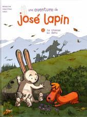 José Lapin (Une aventure de) -2- La chasse au dahu