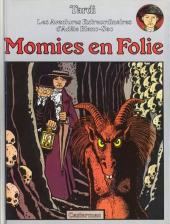 Adèle Blanc-Sec (Les Aventures Extraordinaires d') -4b85- Momies en folie