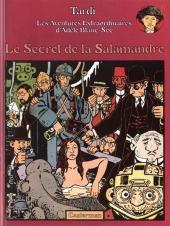 Adèle Blanc-Sec (Les Aventures Extraordinaires d') -5b86- Le secret de la salamandre