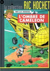 Ric Hochet - La collection (Hachette) -4- L'ombre de caméléon