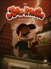 Jean-Kader - Super héros en carton