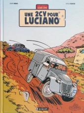 Jacques Gipar (Une aventure de) -3- Une 2CV pour Luciano