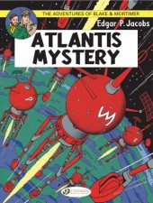 Blake and Mortimer (The Adventures of) -712- Atlantis Mystery