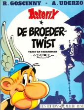 Astérix (en néerlandais) -25- De broedertwist