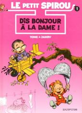 Le petit Spirou -1a2001- Dis bonjour à la dame !