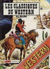 Les classiques du western -REC05- Album n°5 (El Bravo n°109, Tipi n°76, Long Rifle n°106)