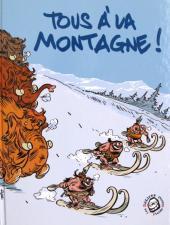 Les délires Fluide Glacial - Tous à la montagne !