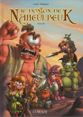 Le donjon de Naheulbeuk -10- Tome 10