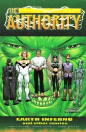 Authority (The) (1999) -INT03- Earth Inferno and Other Stories
