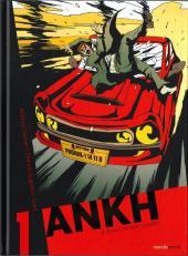 Ankh -1- Je renais de mes cendres