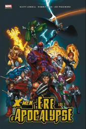 Marvel Gold -2- X-Men : L'ère d'apocalypse - 1
