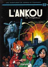 Spirou et Fantasio -27c85- L'Ankou
