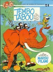 Spirou et Fantasio -24b77- Tembo Tabou