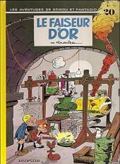 Spirou et Fantasio -20d1986- Le faiseur d'or