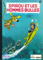 Spirou et Fantasio -17d82- Spirou et les hommes-bulles